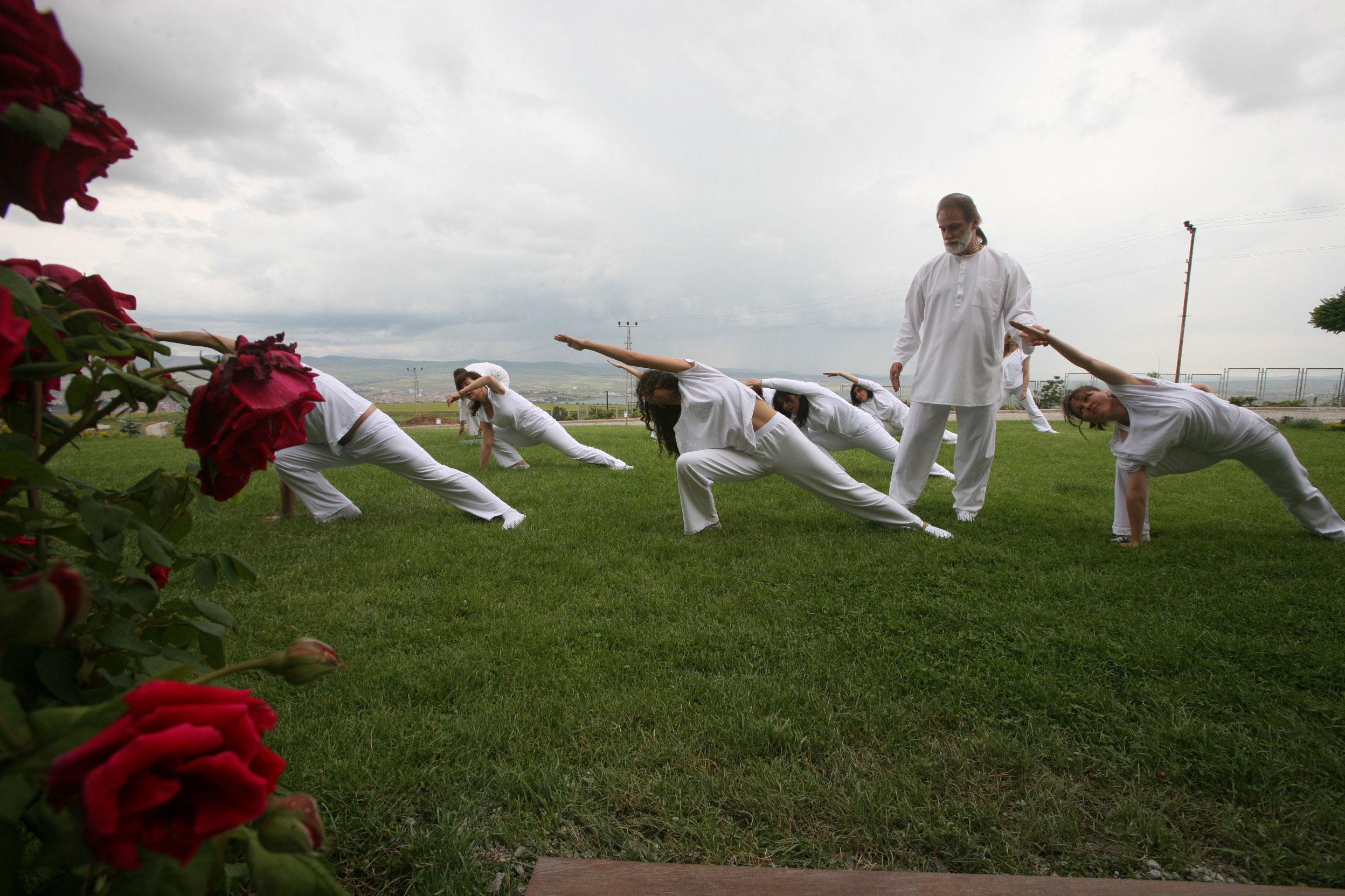 Hatha-Yoga-Ankara
